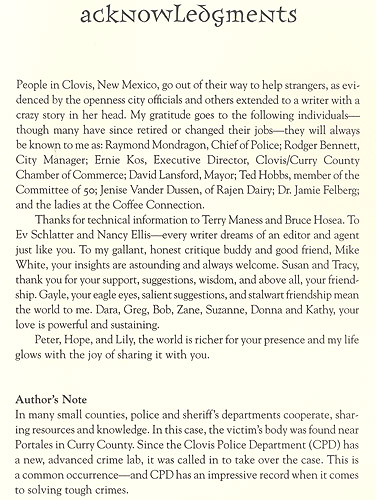acknowledgments - image links back to clovis's main page